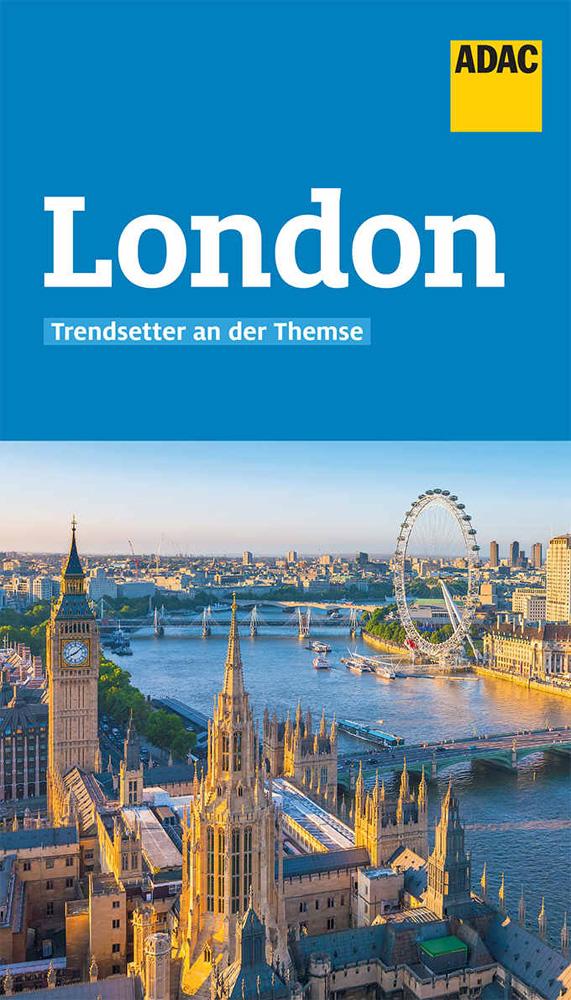 ADAC Reiseführer: London