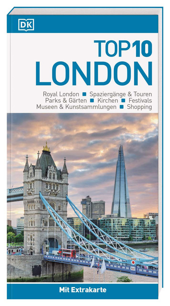 Buch: DK Reiseführer Top 10 London