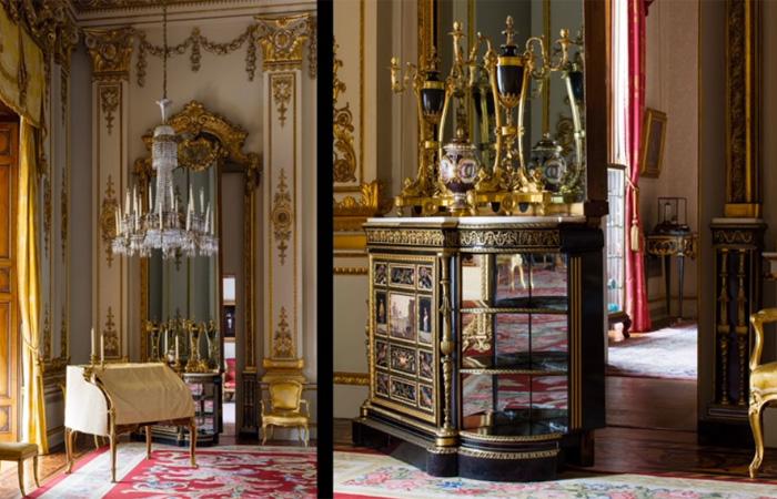 Die geheime Tür, Buckingham Palace